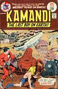 Kamandi (1972) Mark Jewelers 30MJ