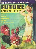 Future Science Fiction (1952-1960 Columbia Publications) Pulp 41