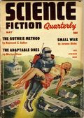 Science Fiction Quarterly (1951-1958 Columbia Publications) Pulp 2nd Series Vol. 3 #1