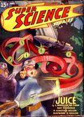 Super Science Stories (1940-1951 Popular Publications) Pulp Vol. 1 #2