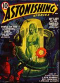 Astonishing Stories (1940-1943 Fictioneers) Pulp Vol. 3 #2