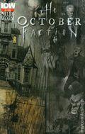 October Faction (2014 IDW) 1B