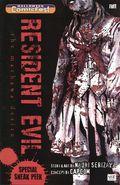 Resident Evil The Marhawa Desire (2014 Viz) Halloween Comicfest 1