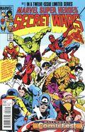 Marvel Super Heroes Secret Wars (2014 Marvel) Halloween Comicfest 1