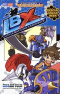 LBX Little Battlers Experience Preview (2014 Perfect Square) Halloween Comicfest 1
