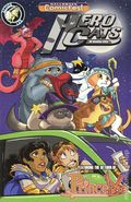 Hero Cats Featuring the Return of Princeless (2014 Action Lab) Halloween Comicfest 1