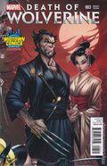 Death of Wolverine (2014) 3MIDTOWN