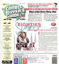 Comics Buyer's Guide (1971) 1491
