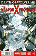 Death of Wolverine The Weapon X Program (2014) 2