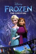Frozen The Cinestory SC (2014 Joe Books Inc.) Disney 1-1ST