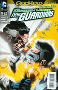 Green Lantern New Guardians (2011) 36