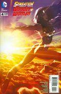 Sensation Comics Featuring Wonder Woman (2014) 4