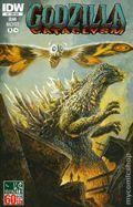 Godzilla Cataclysm (2014 IDW) 4SUB