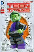 Teen Titans (2014 5th Series) 4B