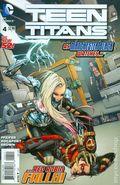Teen Titans (2014 5th Series) 4A