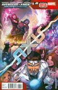 Avengers and X-Men Axis (2014 Marvel) 6A