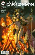 Grimm Fairy Tales Dark Shaman (2014 Zenescope) 2C