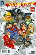 Justice League (2011) 36B