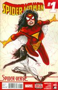 Spider-Woman (2014 5th Series) 1A