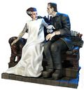 Bride of Frankenstein Model Kit (2014 Moebius Models) ITEM#1