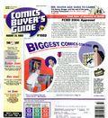 Comics Buyer's Guide (1971) 1552