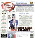 Comics Buyer's Guide (1971) 1551