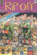 Rip Off Comix (1977) #3, 2nd Printing