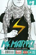 Ms. Marvel (2014 3rd Series) 1J