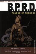 B.P.R.D. Plague of Frogs HC (2011-2012 Dark Horse) 1-REP