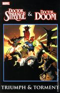 Doctor Strange/Doctor Doom Triumph and Torment TPB (2013 Marvel) 1-REP