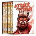 Attack on Titan GN (2012- Kodansha Digest) SET#1
