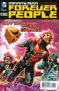 Infinity Man and the Forever People (2014) 5