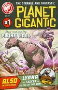 Planet Gigantic (2014 Action Lab) 1