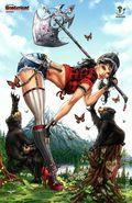 Grimm Fairy Tales Presents Wonderland (2012 Zenescope) 8C
