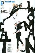 Catwoman (2011 4th Series) 36A