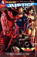 Justice League Trinity War TPB (2014 DC Comics The New 52) 1-1ST