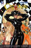 Catwoman TPB (2012-2016 DC Comics The New 52) 5-1ST