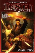 Dresden Files War Cry HC (2014 Dynamite) 1S-1ST