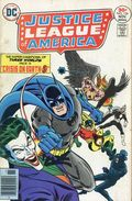 Justice League of America (1960 1st Series) Mark Jewelers 136MJ