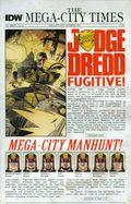 Judge Dredd (2012 IDW) 25
