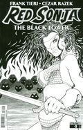 Red Sonja Black Tower (2014 Dynamite) 3B