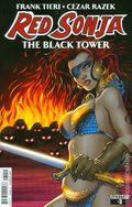 Red Sonja Black Tower (2014 Dynamite) 3A