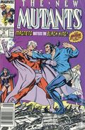 New Mutants (1983 1st Series) Mark Jewelers 75MJ