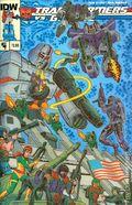 Transformers vs. G.I. Joe (2014 IDW) 4