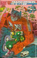 Transformers vs. G.I. Joe (2014 IDW) 4RI