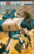Transformers vs. G.I. Joe (2014 IDW) 4SUB