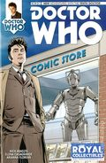 Doctor Who The Tenth Doctor (2014 Titan) 1RE.ROYAL