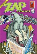 Zap Comix (1968 Apex Novelties) #6, 1st Printing