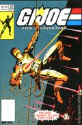 GI Joe (2004 Marvel) Classic Comic Pack Reprint 21