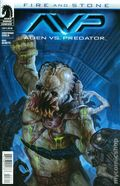 Alien vs. Predator Fire and Stone (2014 Dark Horse) 3